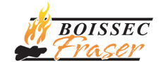 logo boissec fraser Firewood industry delivery Mascouche Laval Montreal Laurentides